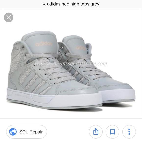 Adidas Neo Hi Tops
